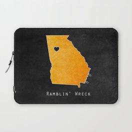 Ramblin' Wreck Laptop Sleeve