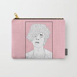 Matty Portrait Carry-All Pouch