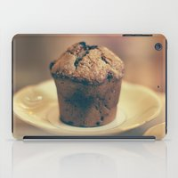 cupcake iPad Cases featuring Cupcake  by Caroline Mint