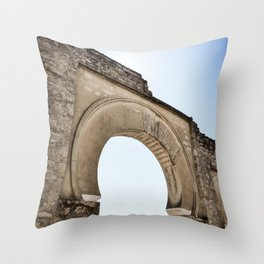 Portal to the Sun Throw Pillow