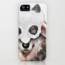 Wolf Fashionista iPhone Case