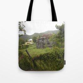 St. Maarten poverty Tote Bag