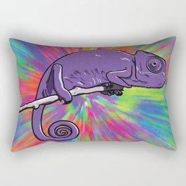 High Lizard Rectangular Pillow
