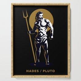 Hades / Pluto Serving Tray
