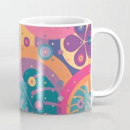 Tropical Dots Coffee Mug