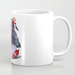 Fullmetal Dragon Rider Coffee Mug