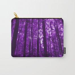 Shenandoah Violet Carry-All Pouch