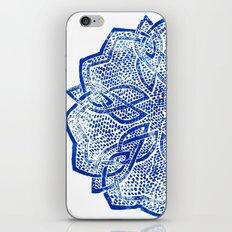 knitwork iii iPhone & iPod Skin