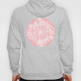 Marshmallow Lace Hoody