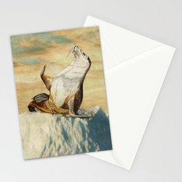 Greetings From The Arctic Stationery Cards