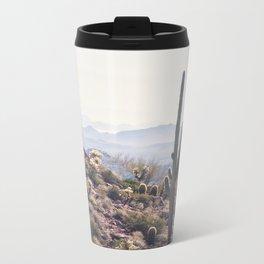 Superstition Wilderness Metal Travel Mug