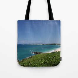 Coast Line Tote Bag