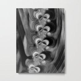Vertibrae Metal Print