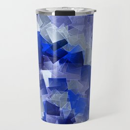 little sqares and rectangles pattern -1- Travel Mug