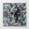 Camouflage Skull V2 by aligulec