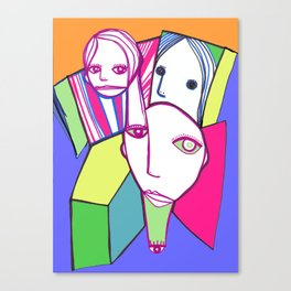 Ispir-azione Canvas Print