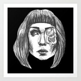 Bowels Art Print
