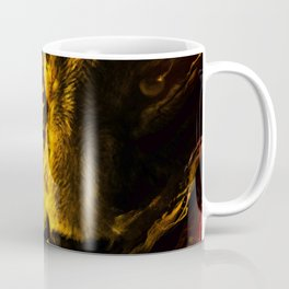 Primal Gaze Coffee Mug