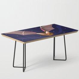 Barbastelle Bat Coffee Table