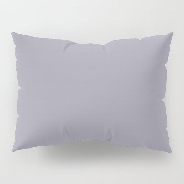 LILAC GRAY PANTONE 16-3905 Pillow Sham