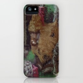 Cottage in the Glade iPhone Case