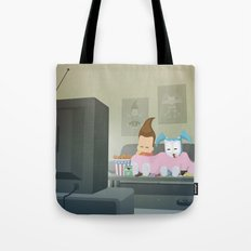 The Nick Yorkers in November Tote Bag
