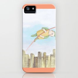 Sleepless iPhone Case
