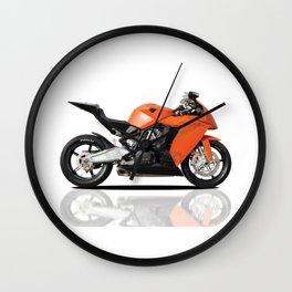 KTM RC8 motorbike Wall Clock