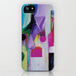 Juxtaposed iPhone Case