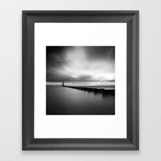 Pipeline Framed Art Print