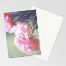 Pink Peony 1 Stationery Cards