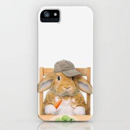MIKKA BU iPhone Case
