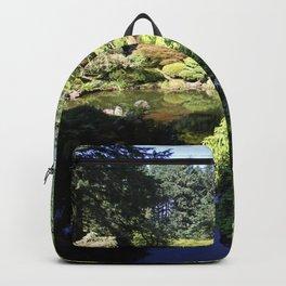 Garden Pond Backpack