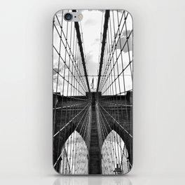 Brooklyn Bridge Old School iPhone Skin