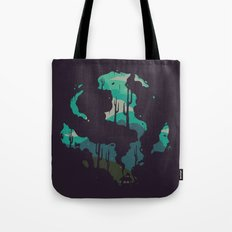 Where The Wind Blows Tote Bag