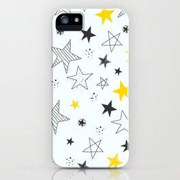 Many stars iPhone Case