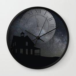 back before midnight Wall Clock