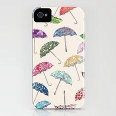Umbrella & umbrellas Slim Case iPhone (4, 4s)