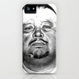 David Martinez mugshot iPhone Case