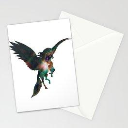 Galaxy Pegasus Stationery Cards