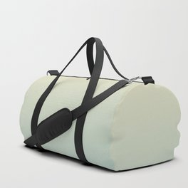 FADING AWAY - Minimal Plain Soft Mood Color Blend Prints Duffle Bag