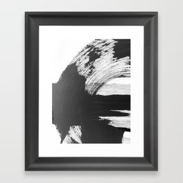 Black and White Gallery Wall Art Framed Art Print