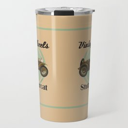 Vintage Wheels - Stutz Bearcat Travel Mug