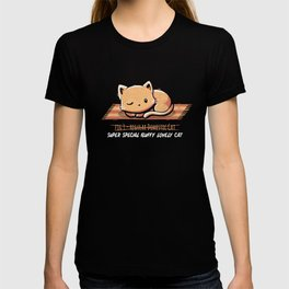 Not a Regular Domestic Cat T-shirt