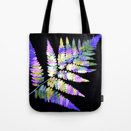 Fern in disguise - winter Tote Bag