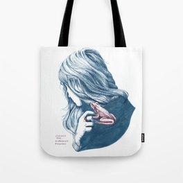 FlüsterFrosch Tote Bag