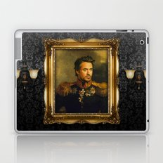 Robert Downey Jr. - replaceface Laptop & iPad Skin