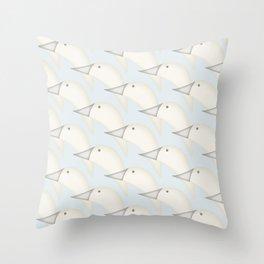 Goosed Throw Pillow