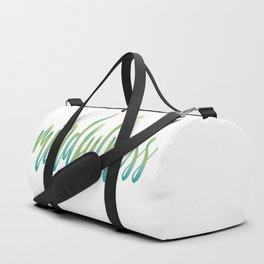Mindfulness Duffle Bag