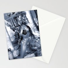 Beautiful Fighter Stationery Cards